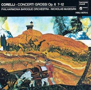 Corelli Concerti Grossi Op.6 nos 7-12