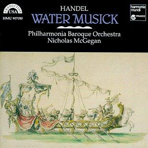 Handel Water Musick