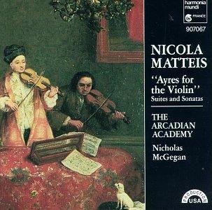 Matteis Ayres for the Violin  Vol. 1