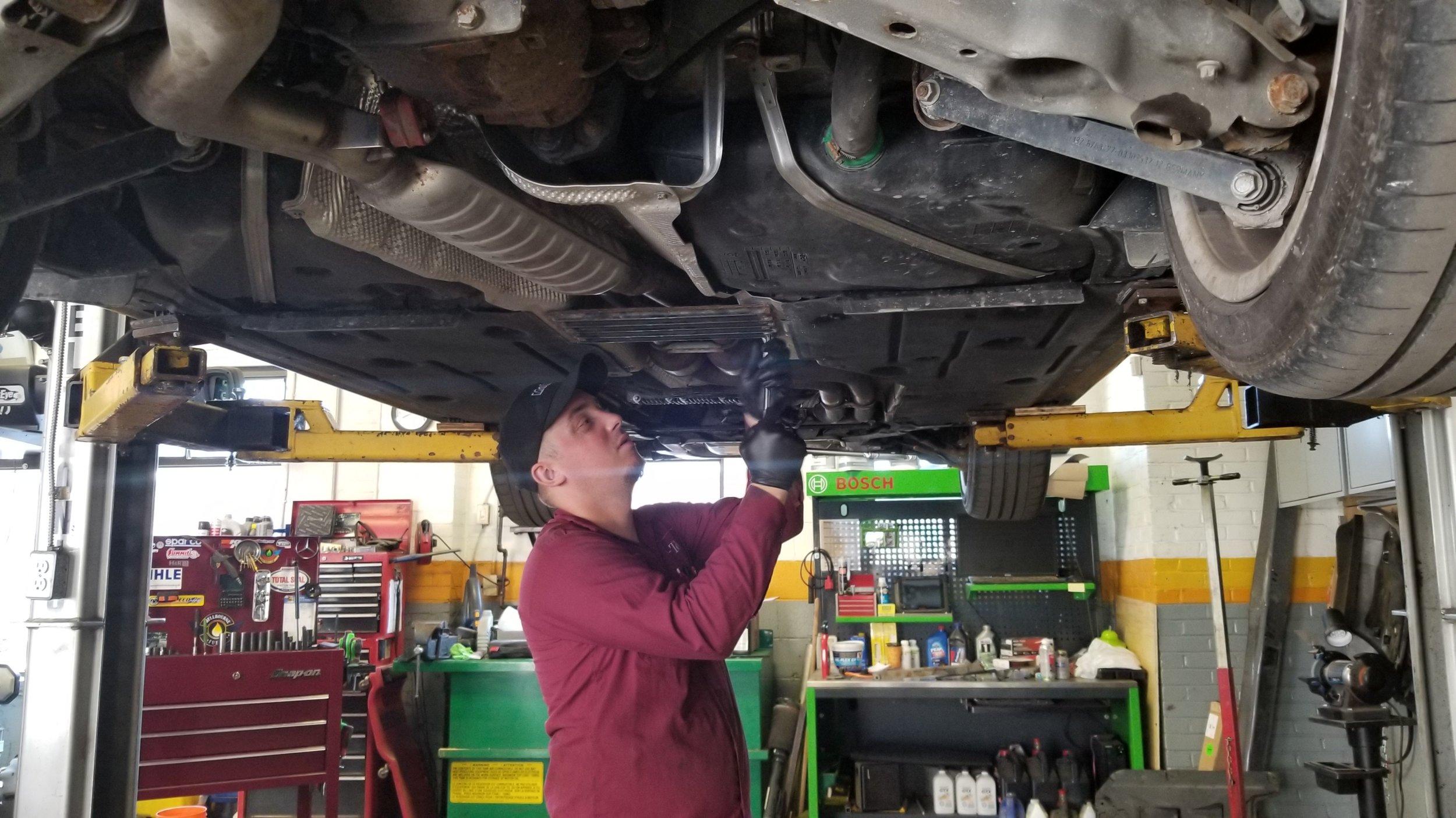 G  TEK Automotive Mechanic