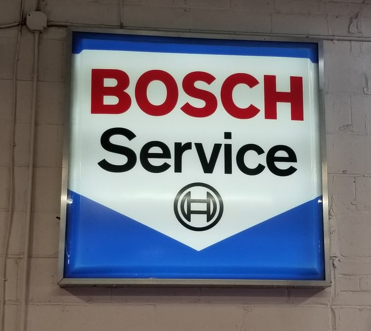 G TEK Automotive, Exclusive Bosch Service Centre