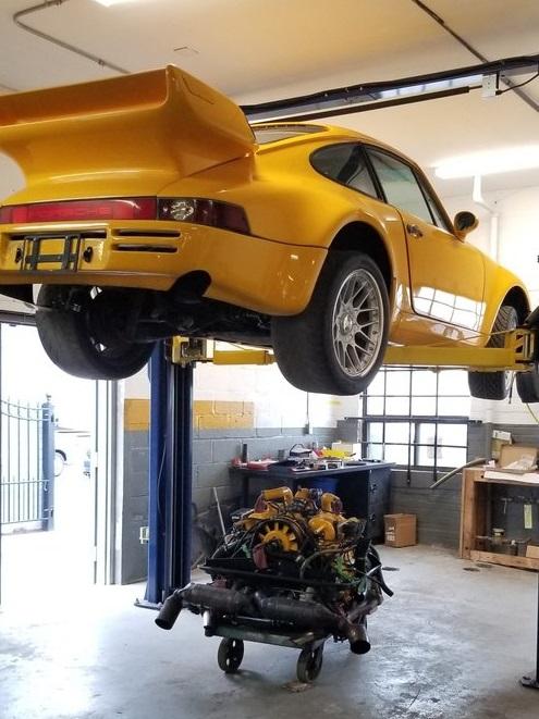 1984 Porsche YellowBird G TEK Automotive.jpg