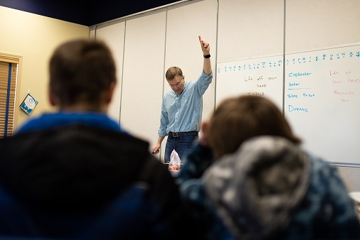 What We're Called To Do - The Next Generation Ministry of CCC seeks to partner with parents to disciple the next generation of faithful Christ-followers.