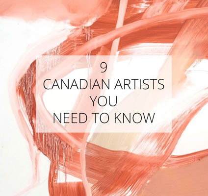 Lynette Melnyk – One of Nine Canadian Artists You Need to Know