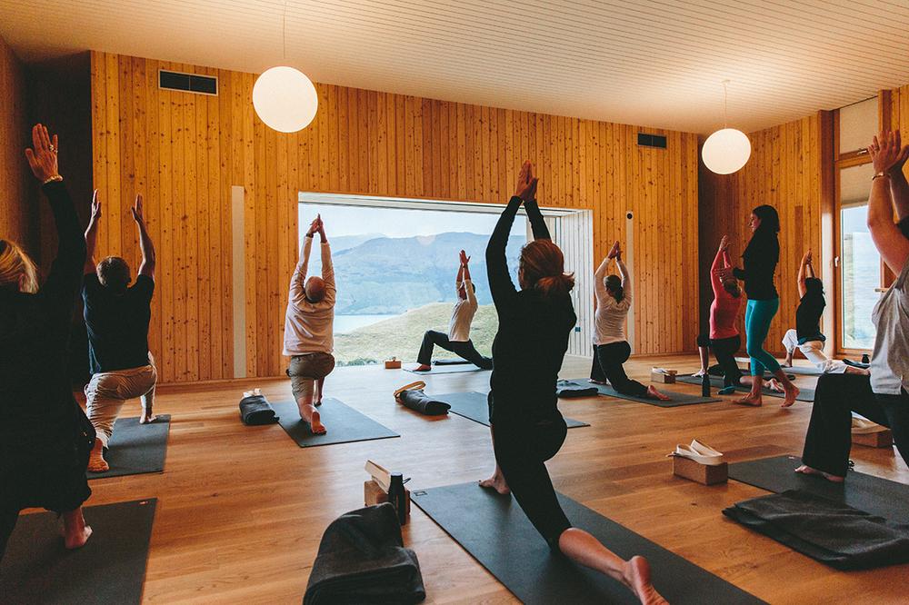 Yoga Aerobics -