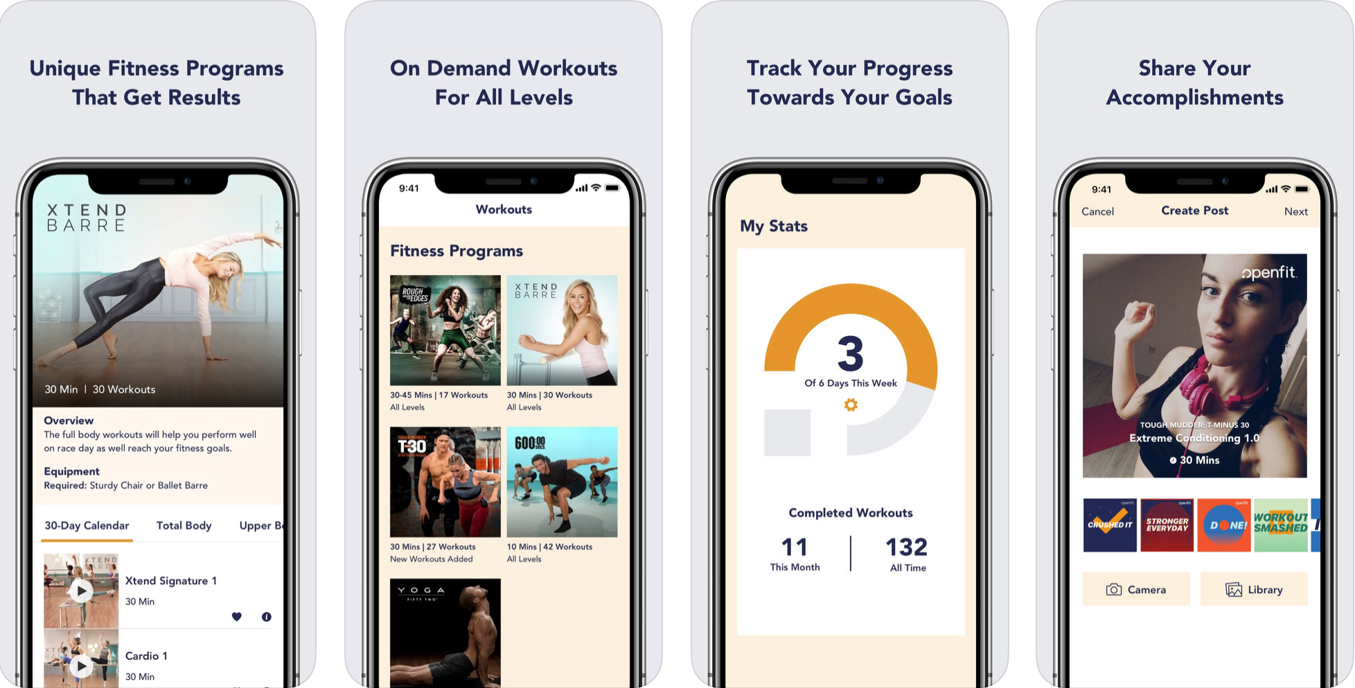 Openfit -