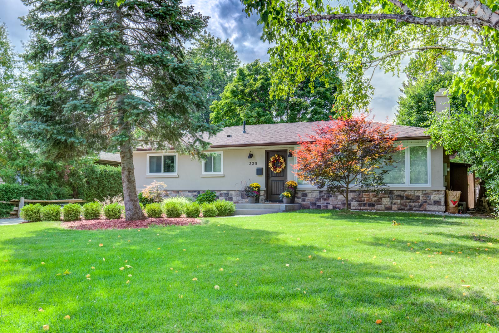 $1,049,000 - Beautifully renovated throughout, this spacious bungalow is located in Falgarwood.