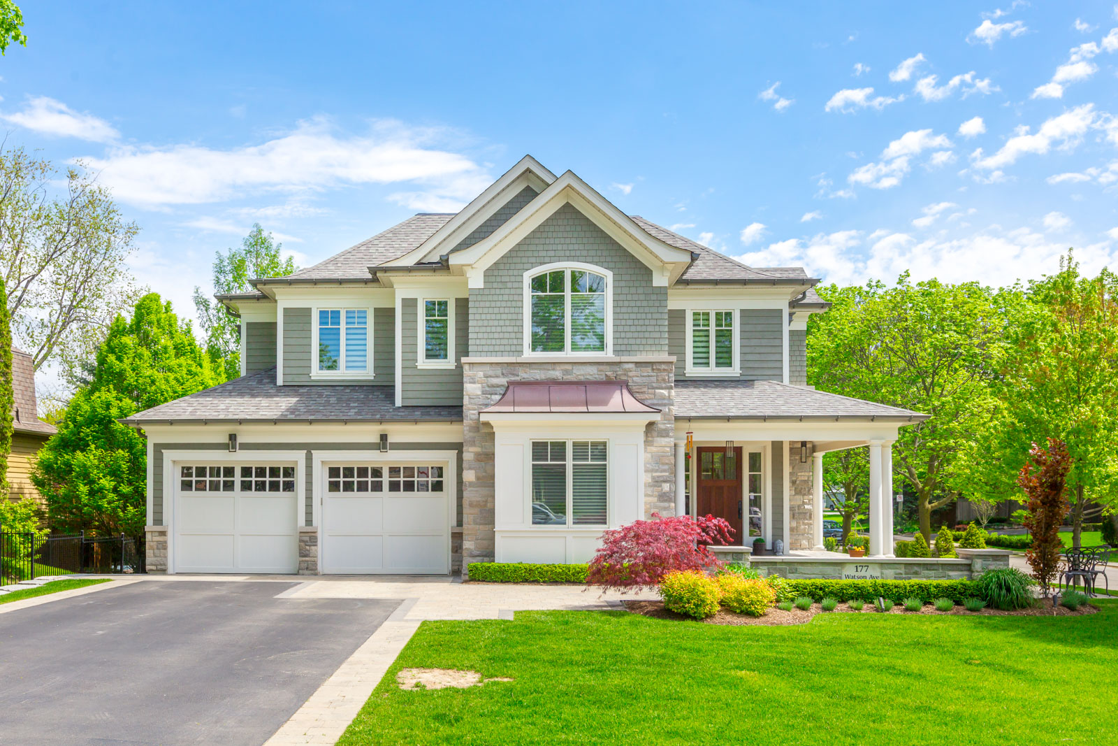 $3,588,000 - Gorgeous custom home built in 2012 which is a ten minute walk to downtown Oakville.