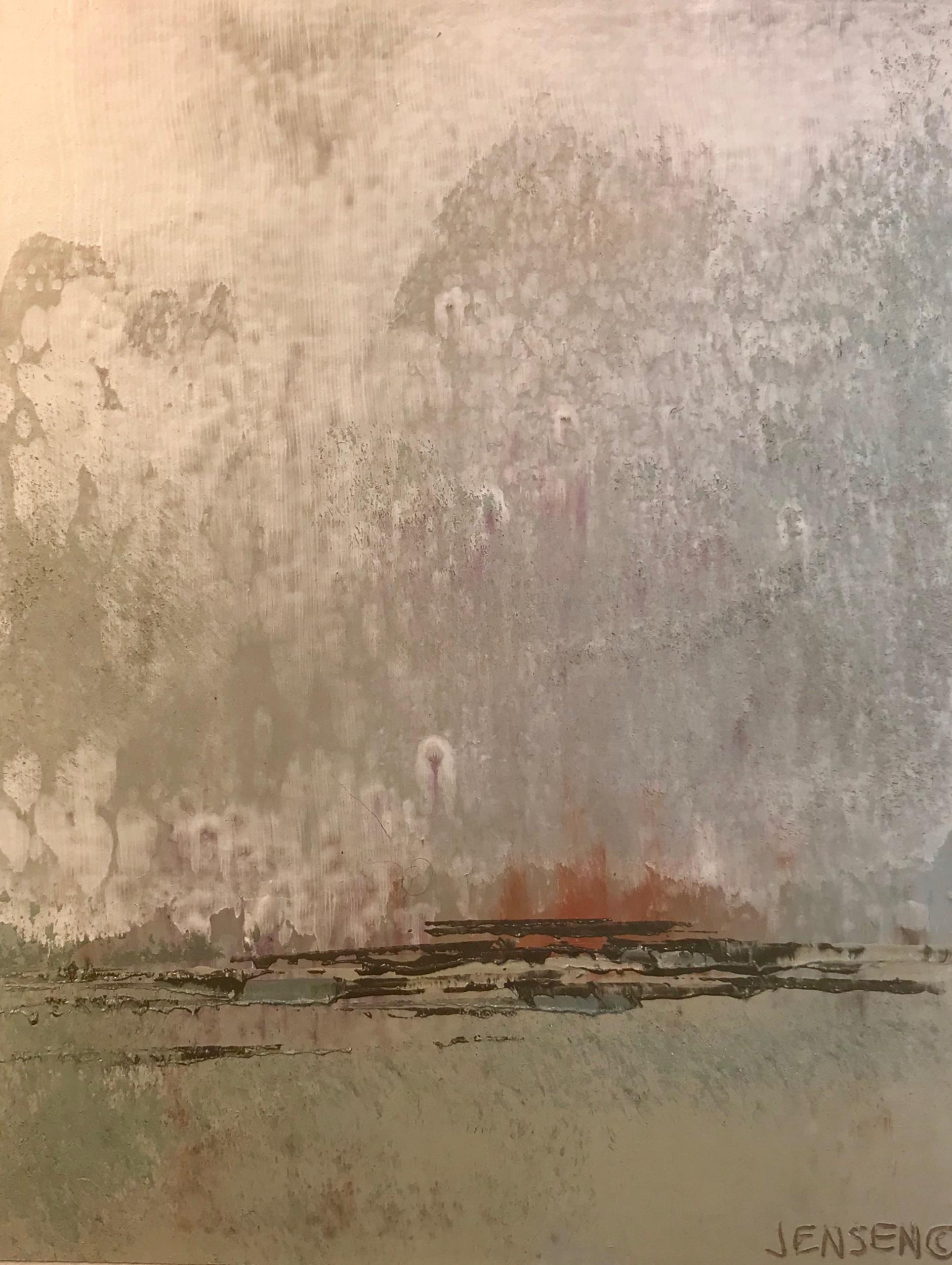 Landscape#33 framed 12x13.5 $500