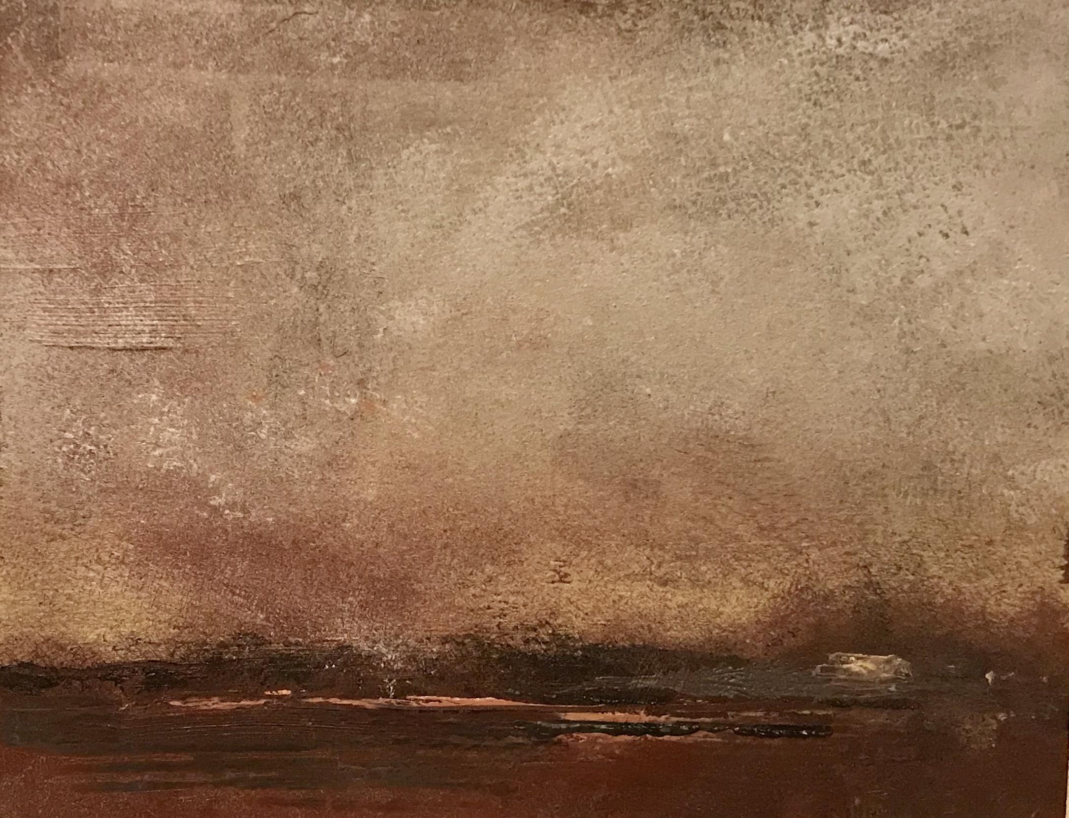 Landscape #27 framed 12x13 $500