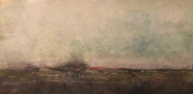 Landscape #28 framed 14x21.25 $705