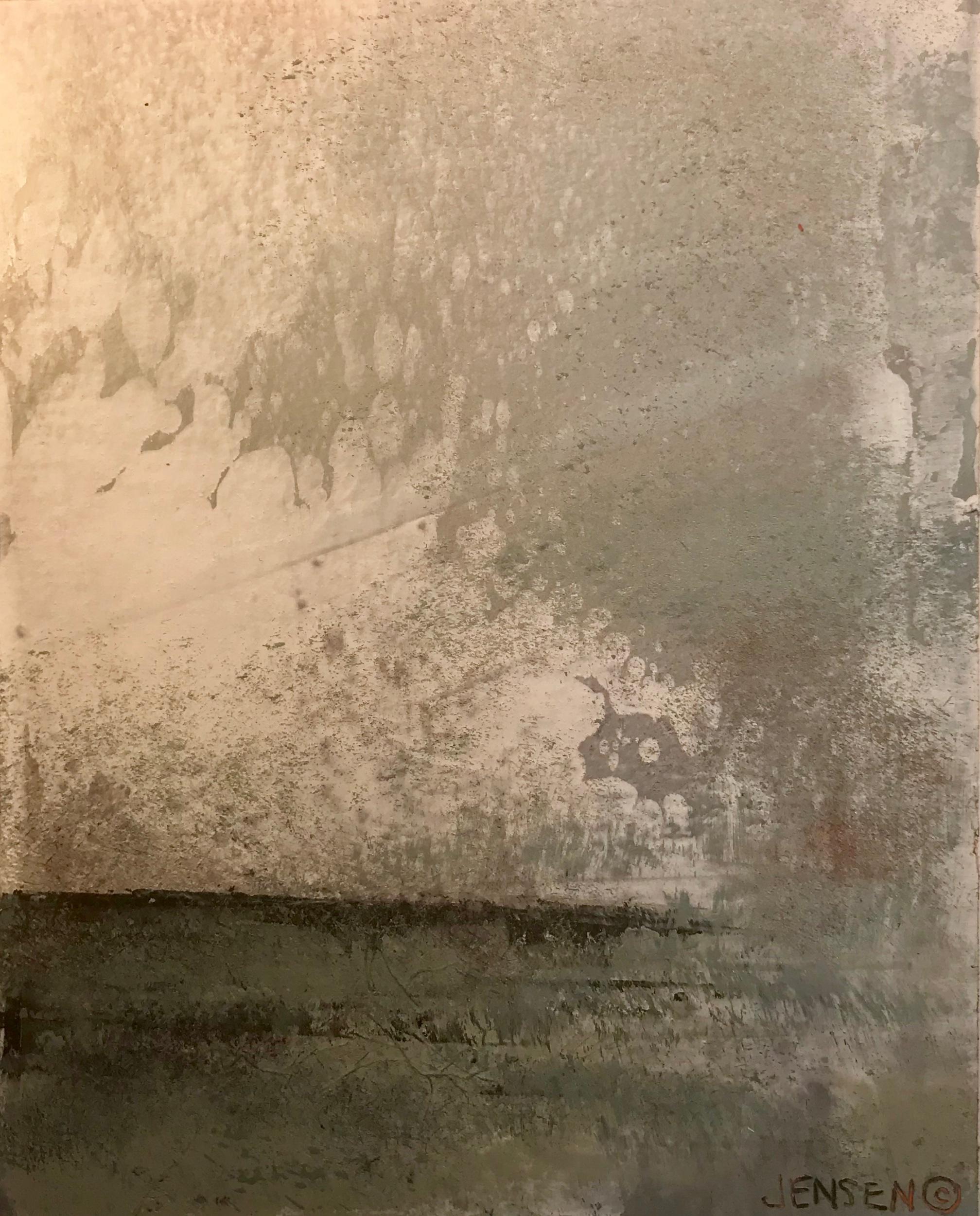 Landscape#15 framed 12x13.5 $500