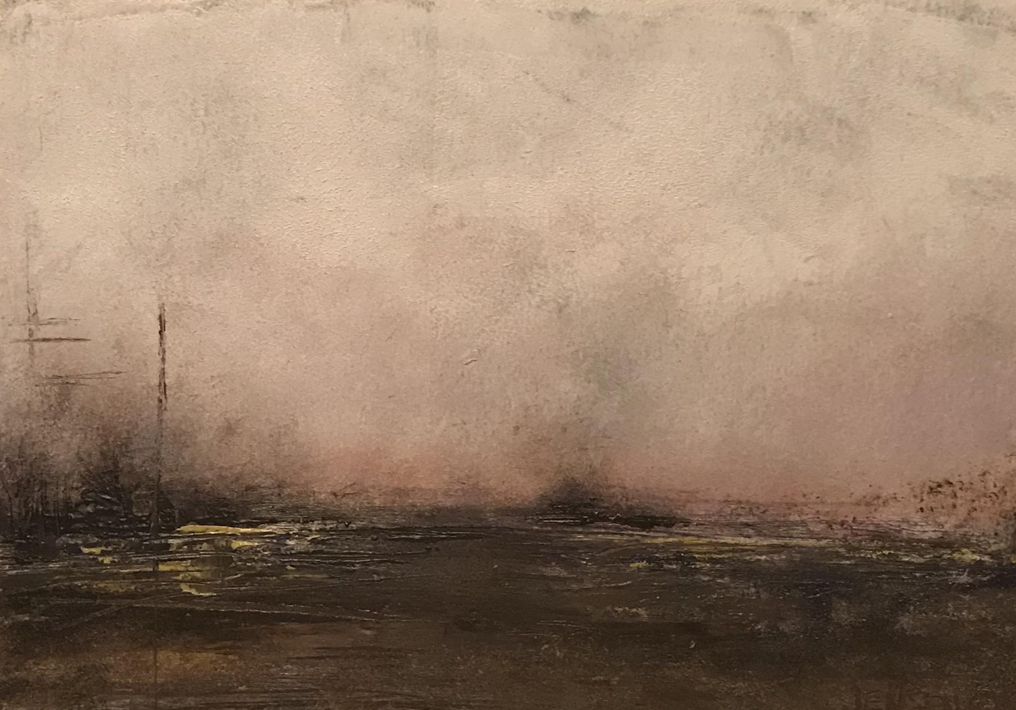 Landscape #38 framed 13x16 $580