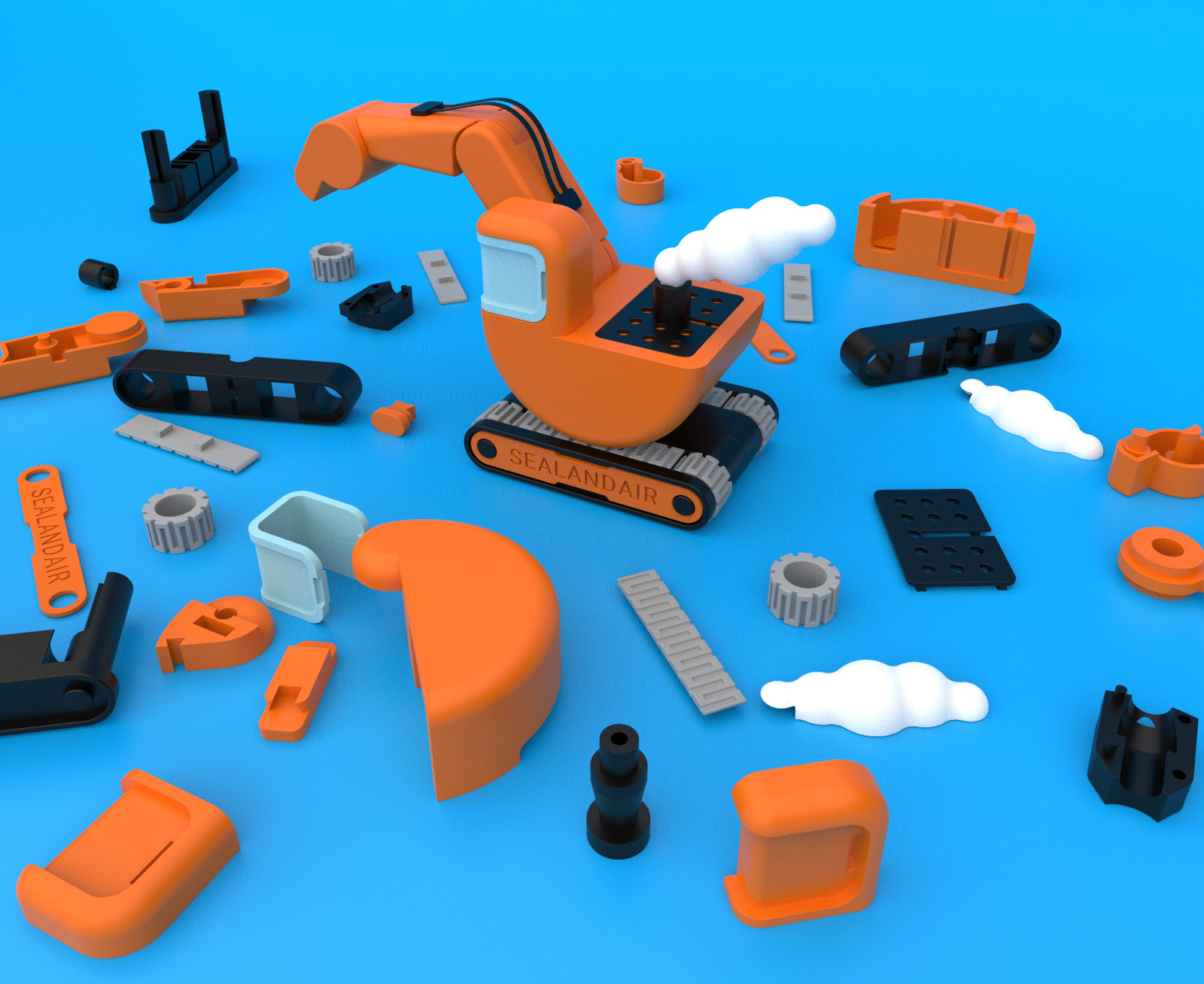 MiniMax Super Digger - Dig up your desktop