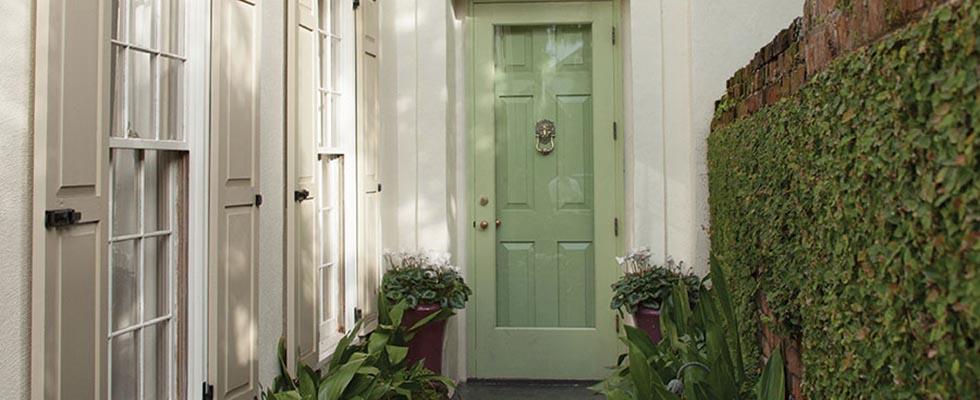 Exterior Paints -