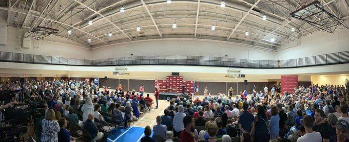 Charleston crowd -  posted by DJJudd