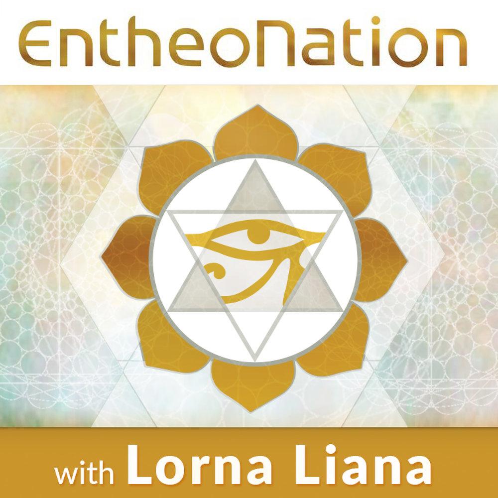 ENTHEONATION W/ Lorna Liana - ITUNES - STITCHERENTHEONATION WEBSITE