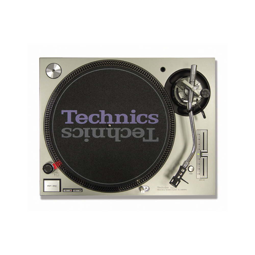 TECHNICS SL 1200 MK5    Rental Price: 100 euros / Day