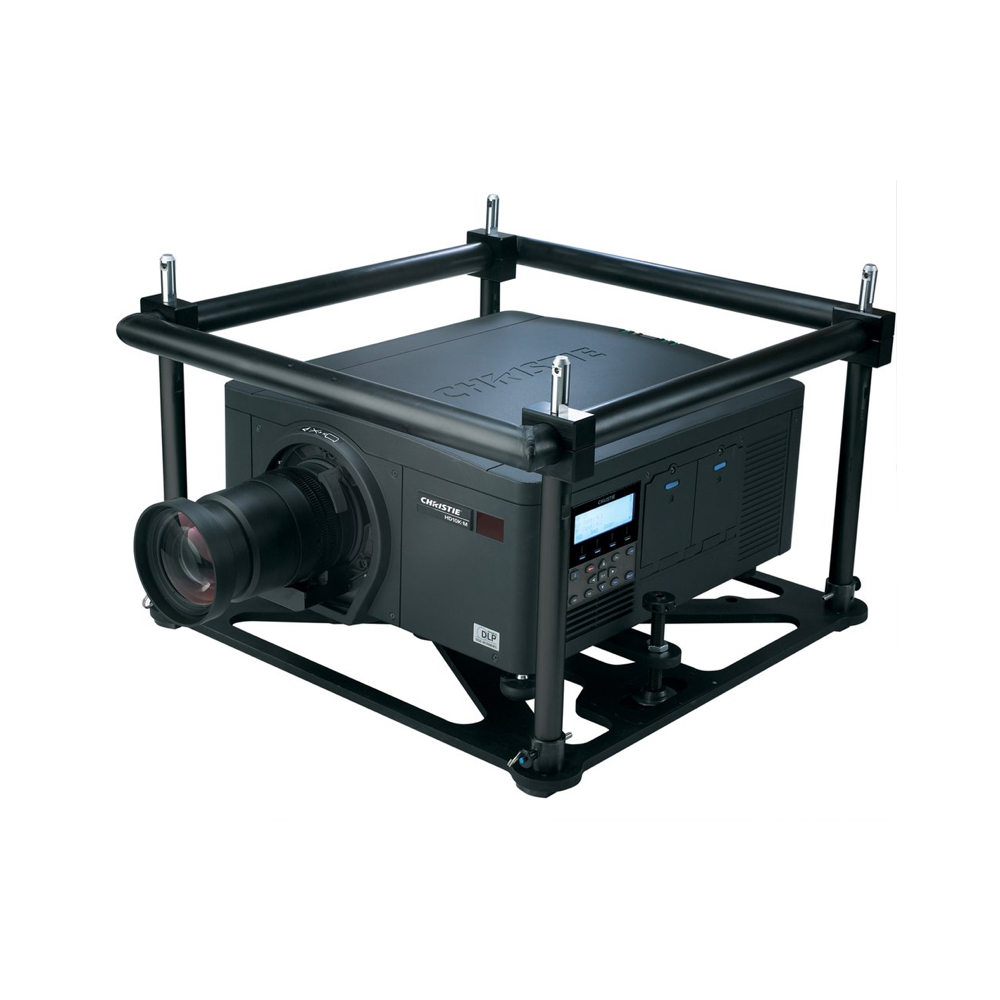 Christie HD 10 000 Lumens 3 DLP    Rental Price: 700 euros / Day