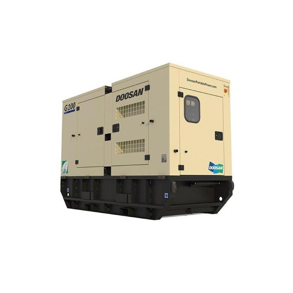 Groupe Electrogène 400v 50/60 Hz - 70A et 40A    Rental Price: On request