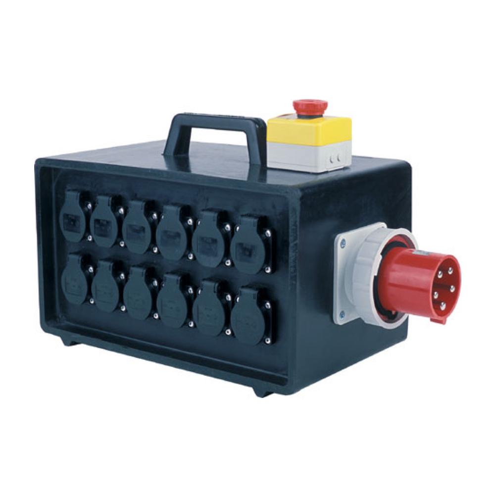 Coffret électrique PCE 63A    Rental Price: 60 Euros / day