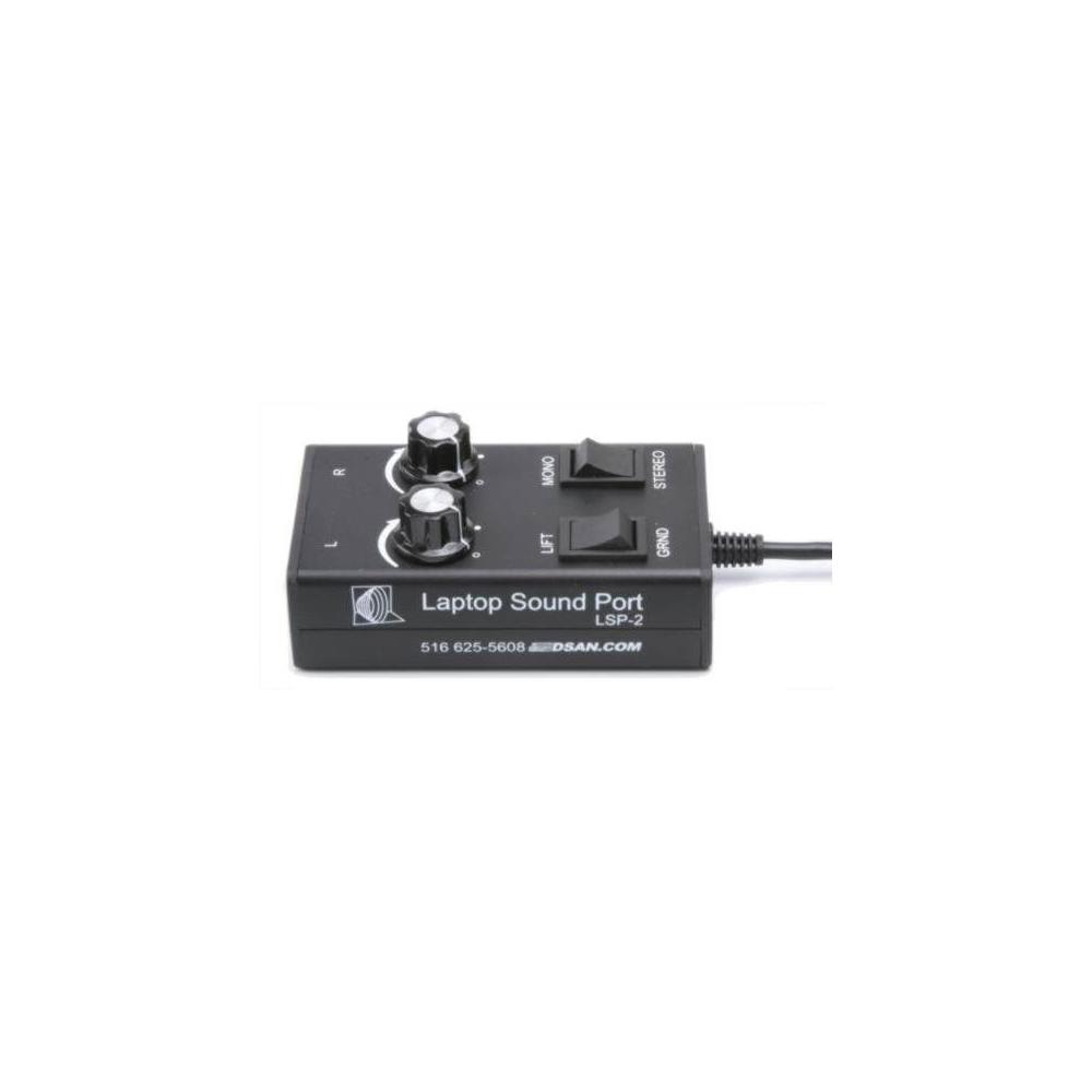 Laptop Stereo sound port LSP-2