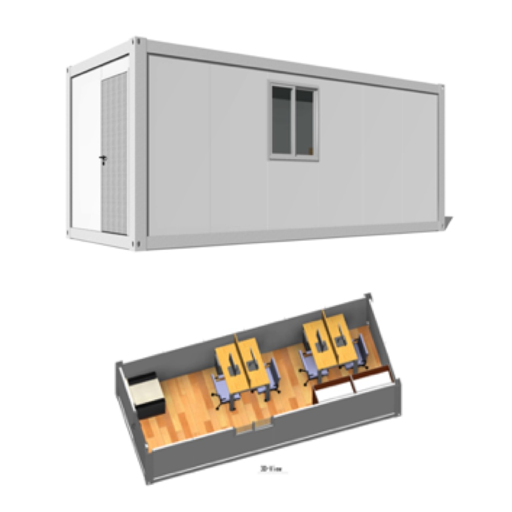OFFICE CONTAINER    Rental Price: On request