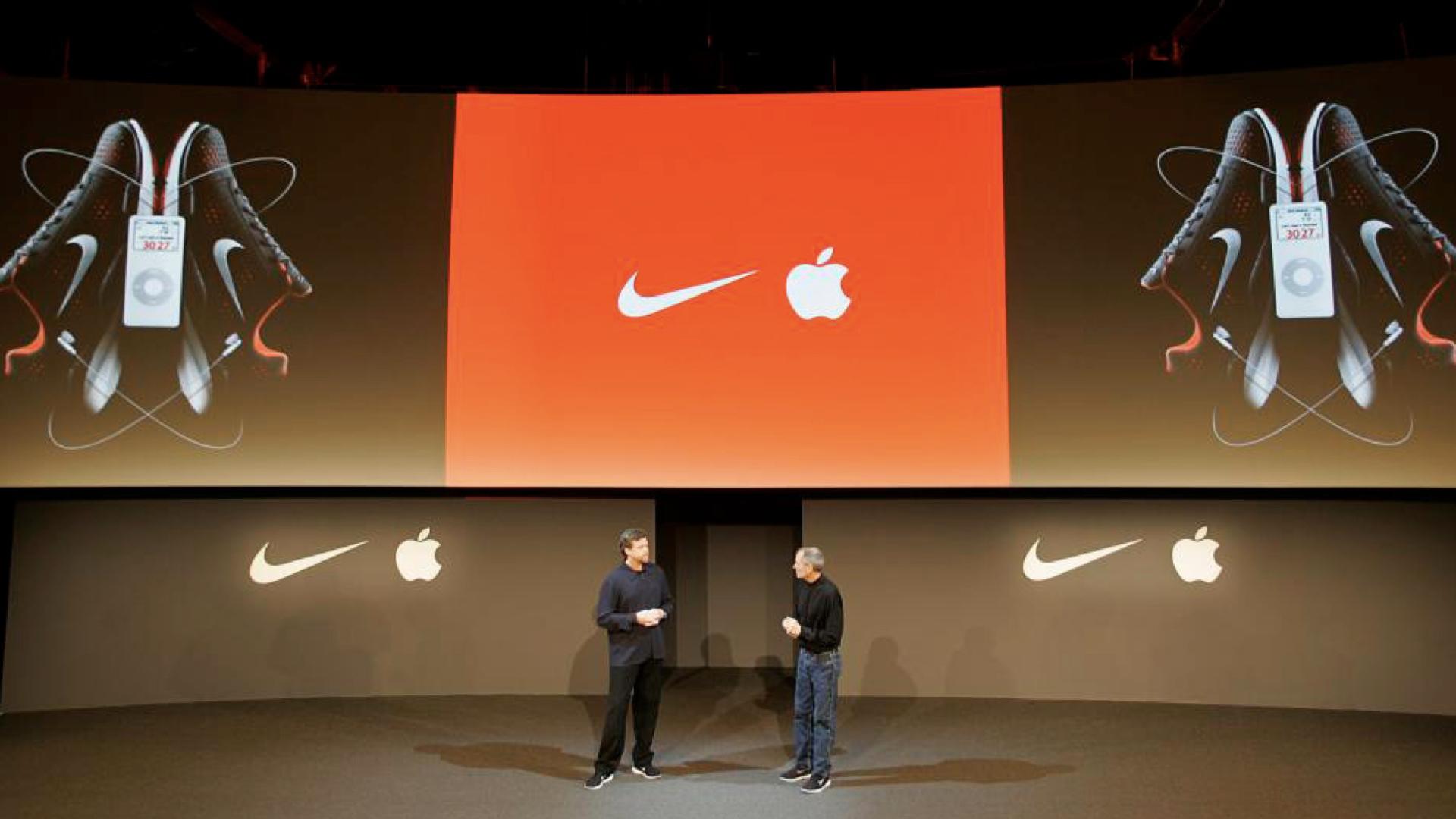 Nike + Apple