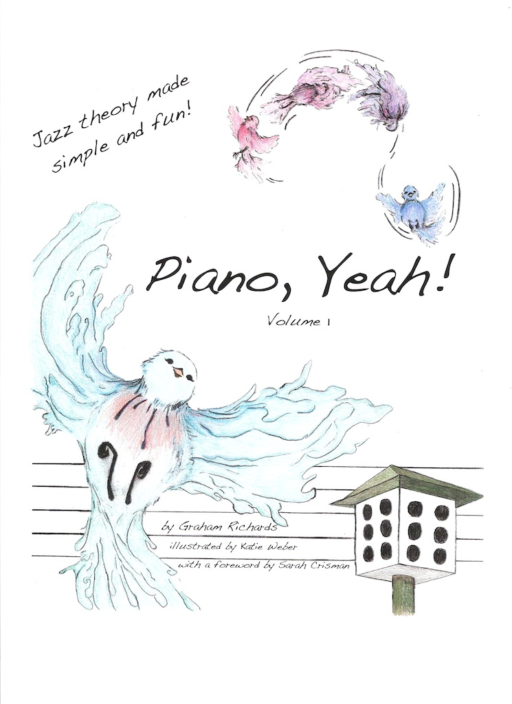 Piano, yeah! - Jazz Theory Made Simple and Fun!