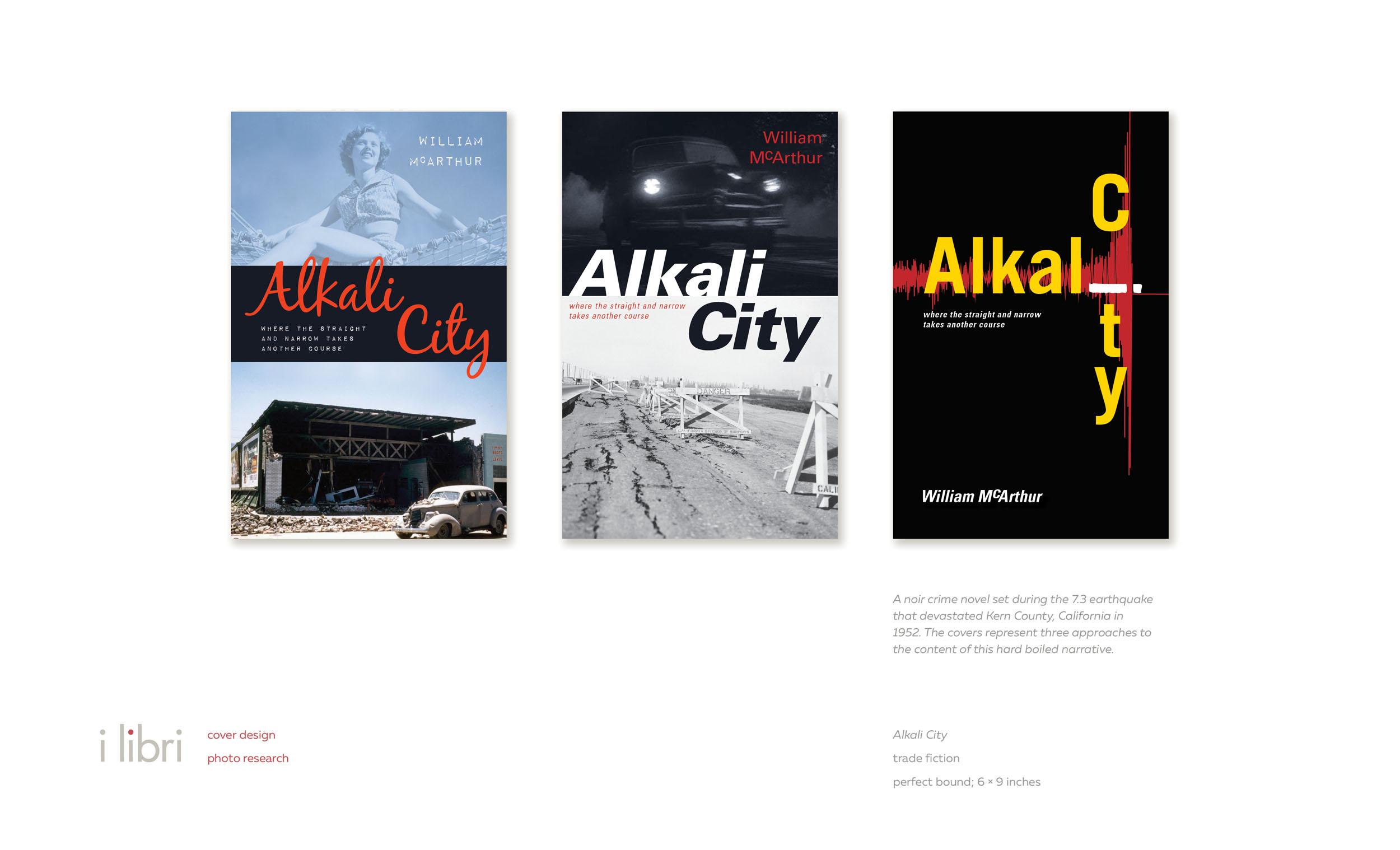 Alkali City  | cover design, photo research