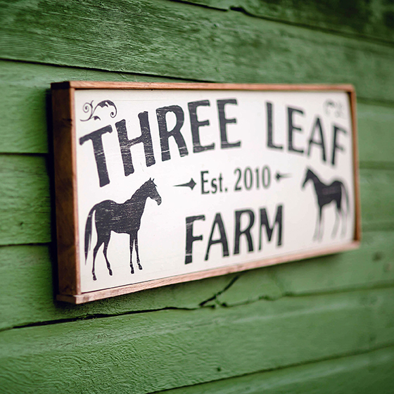 We are now hosting events at our Farm! - For Private & Social Events, please contact an Event Coordinator for details.