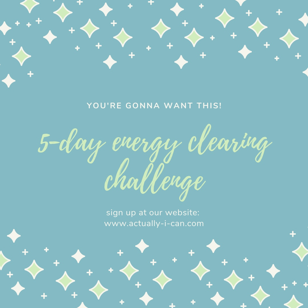 Energy clearing challenge