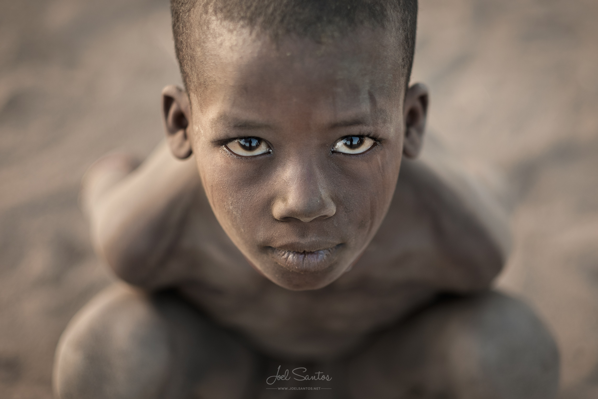Erbore Tribe boy, Omo Valley, Ethiopia