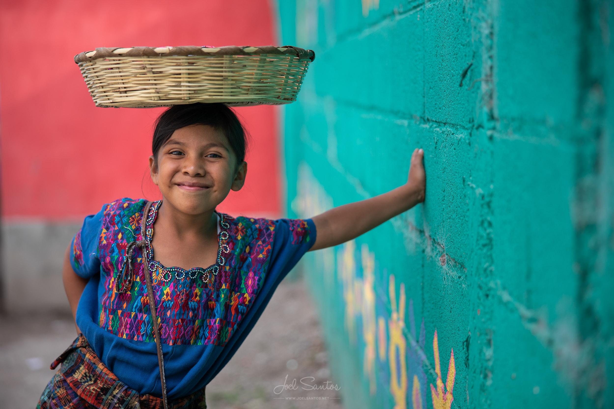 Young Girl, Atitlan, Guatemala