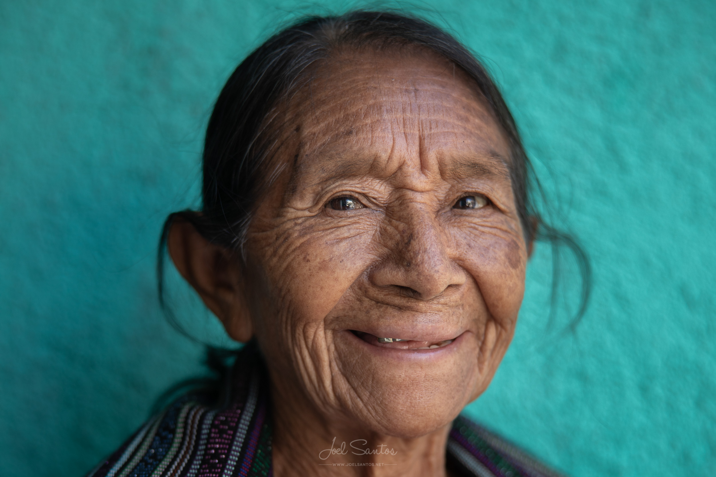 Old Woman, Guatemala