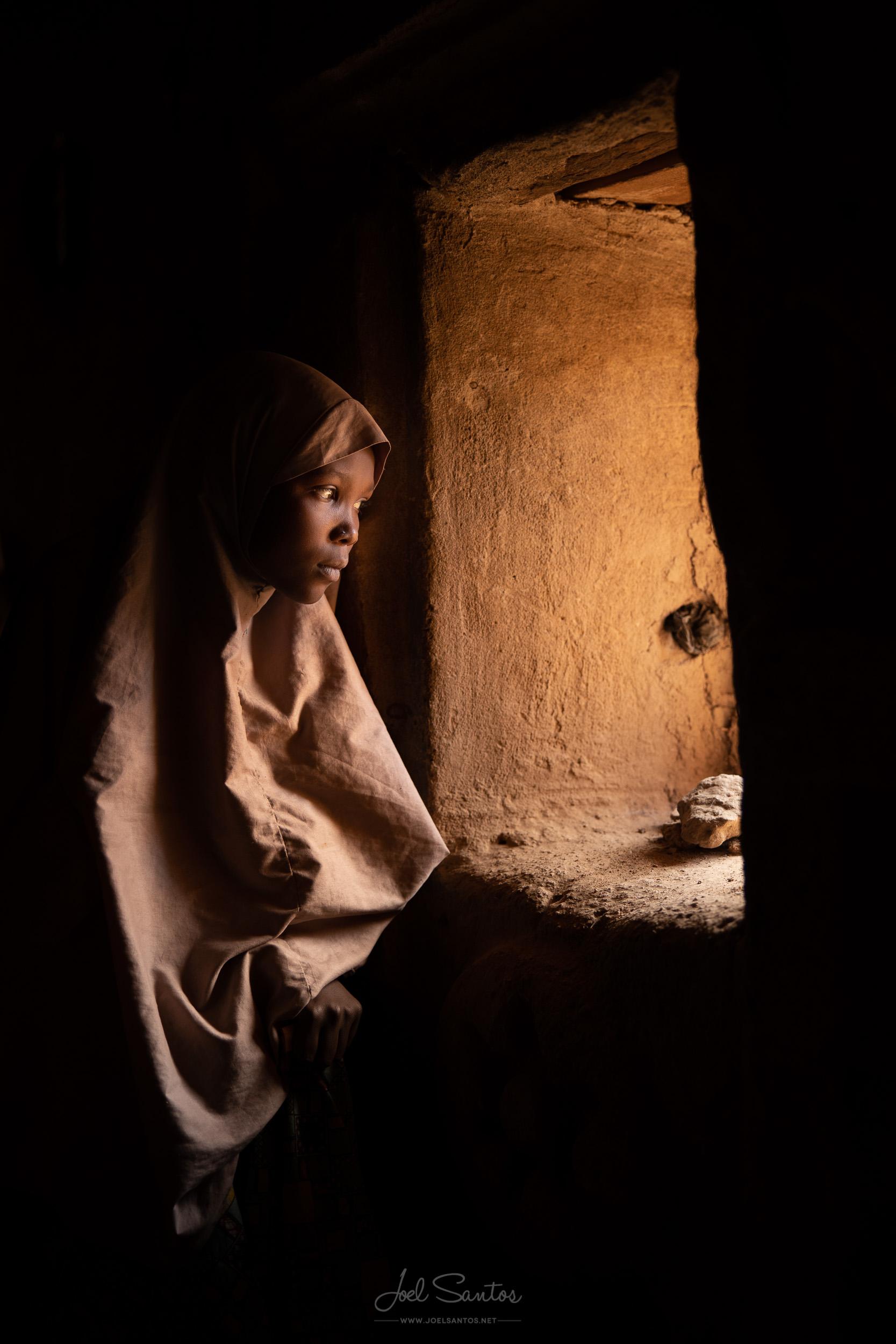 Hausa Girl, Agadez, Niger