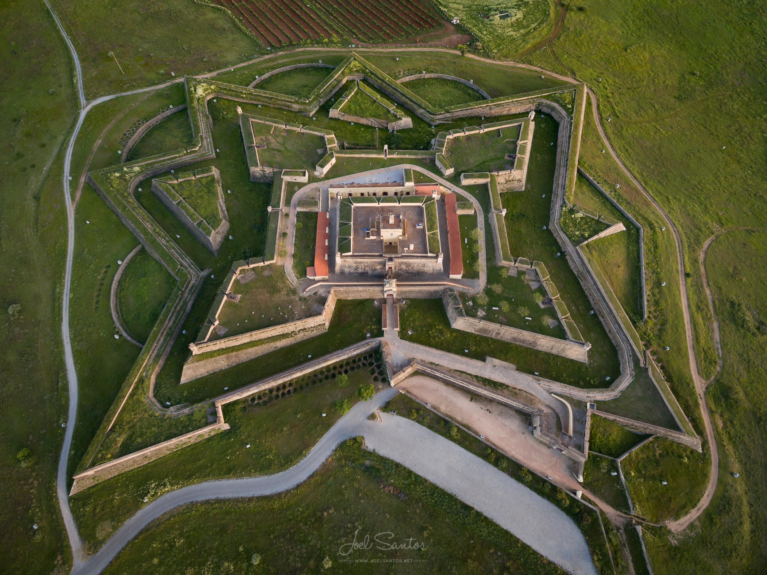 Elvas fortress, Alentejo, Portugal