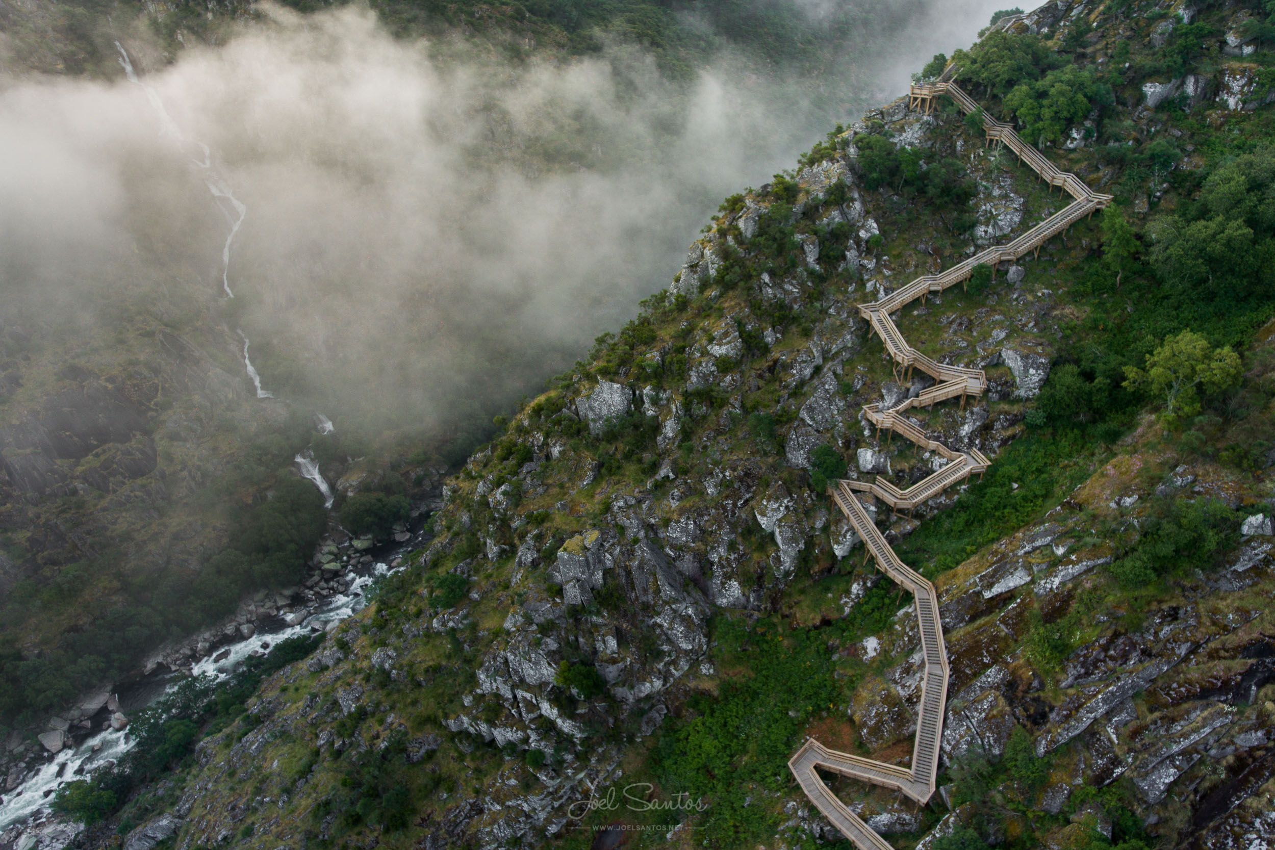 Paiva walkways, Portugal