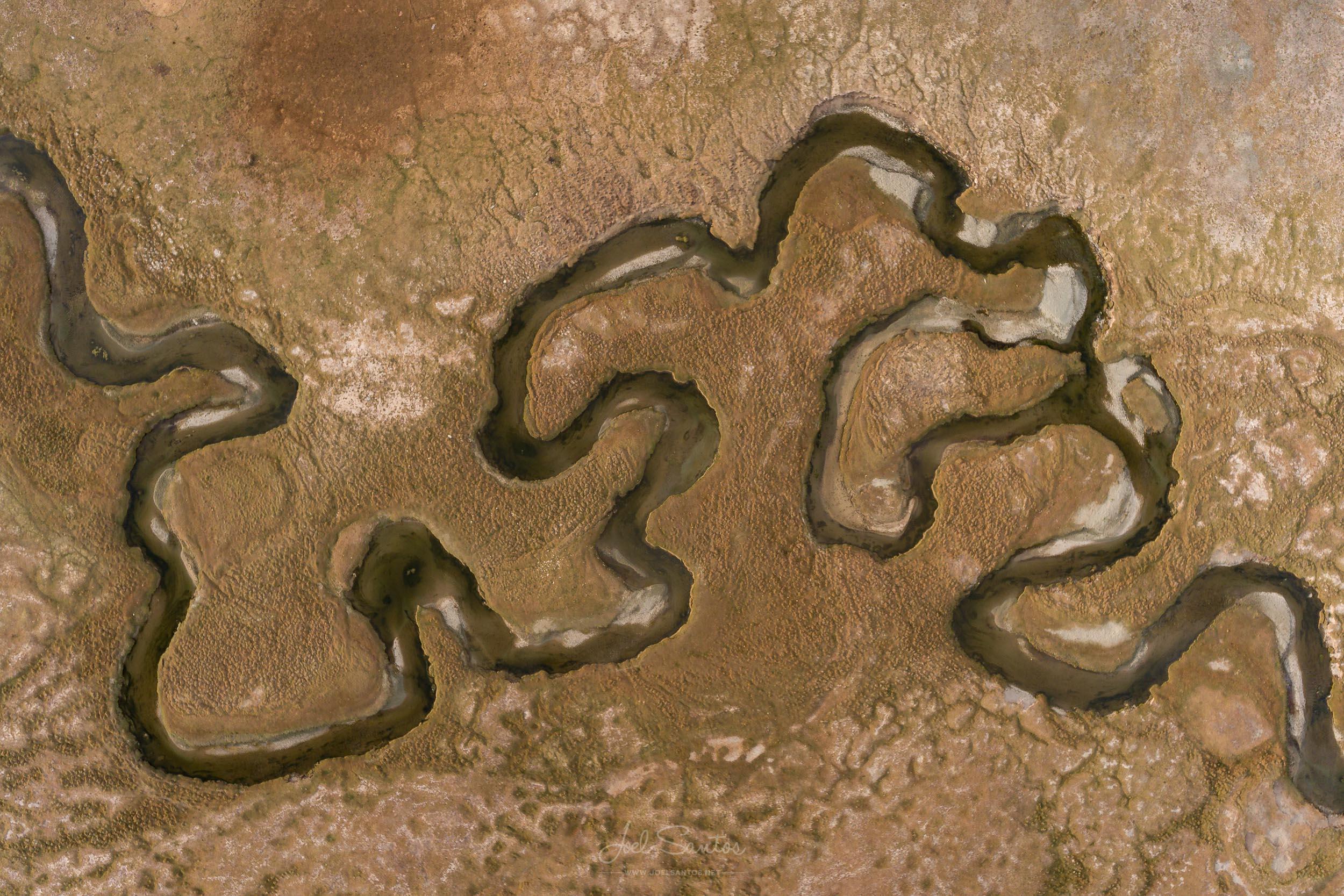 River stream, Altai, Western Mongolia
