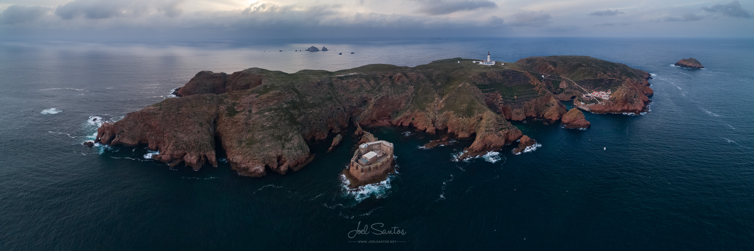 Berlengas islands, Portugal