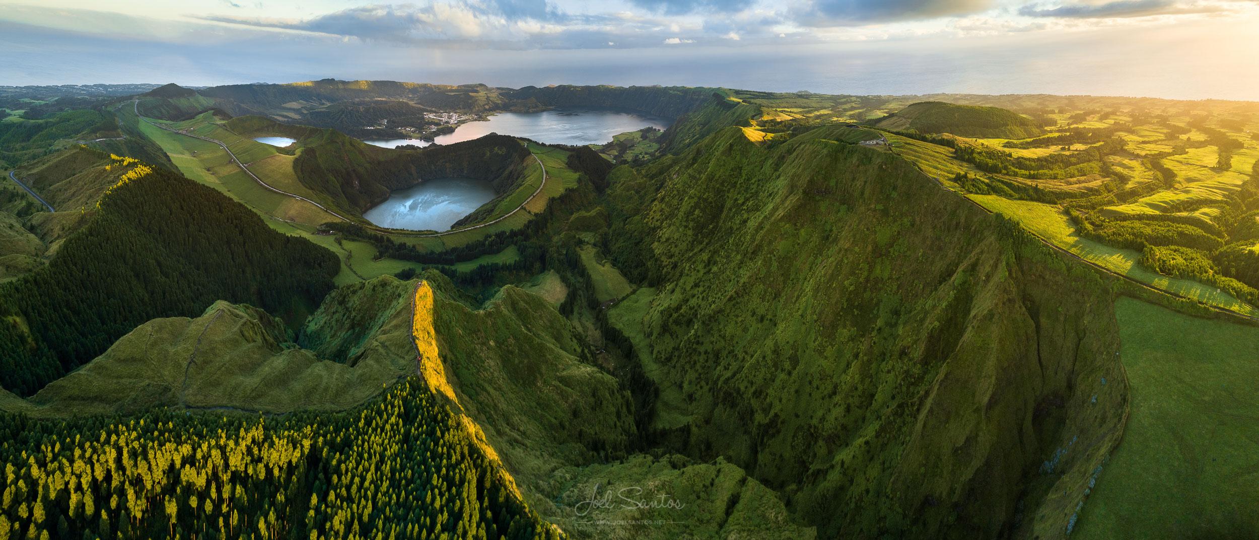 Boca do Inferno, São Miguel Island, Azores, Portugal
