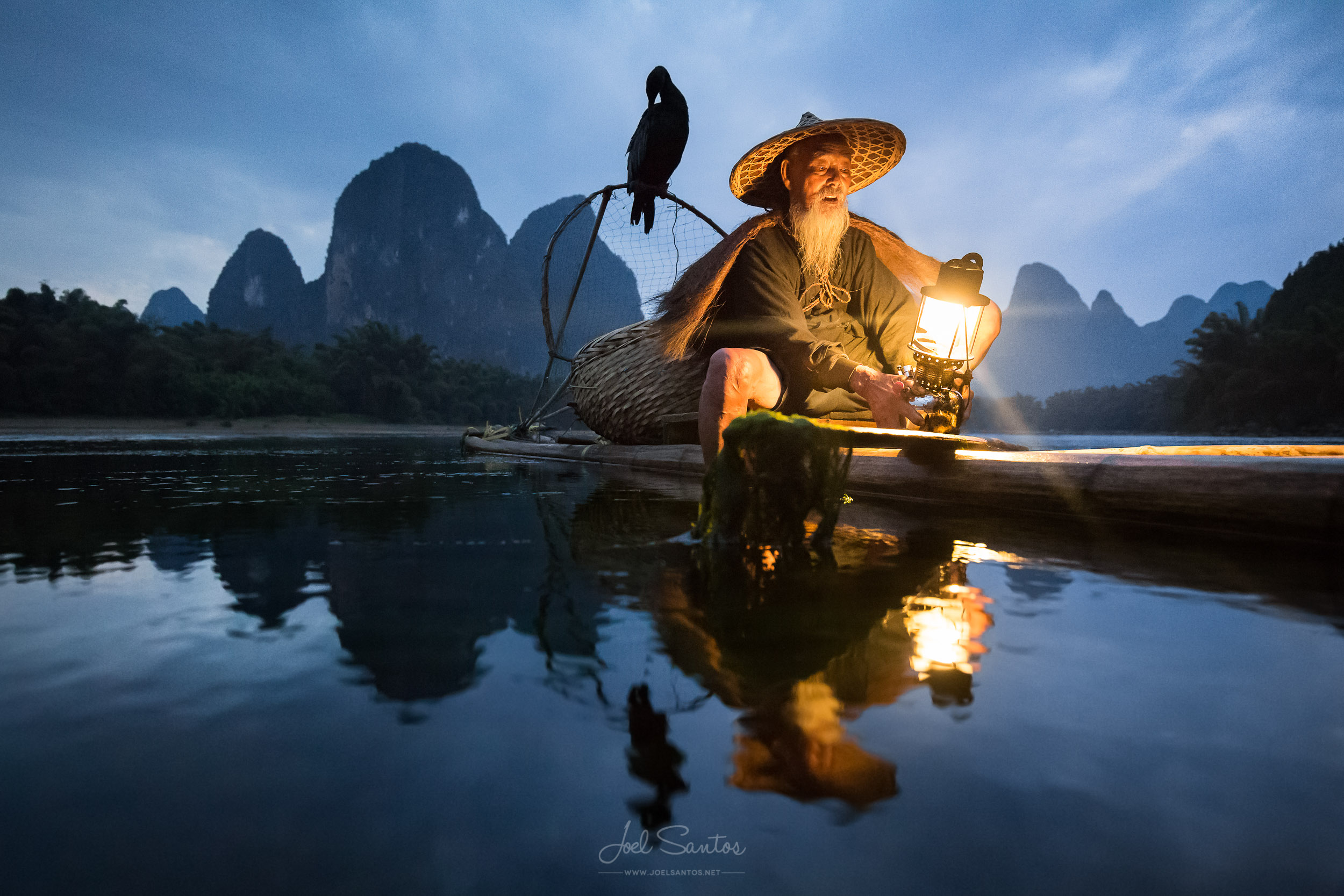 FISHERMEN - ANCIENT TRADITIONS THAT ARE FADING AWAY