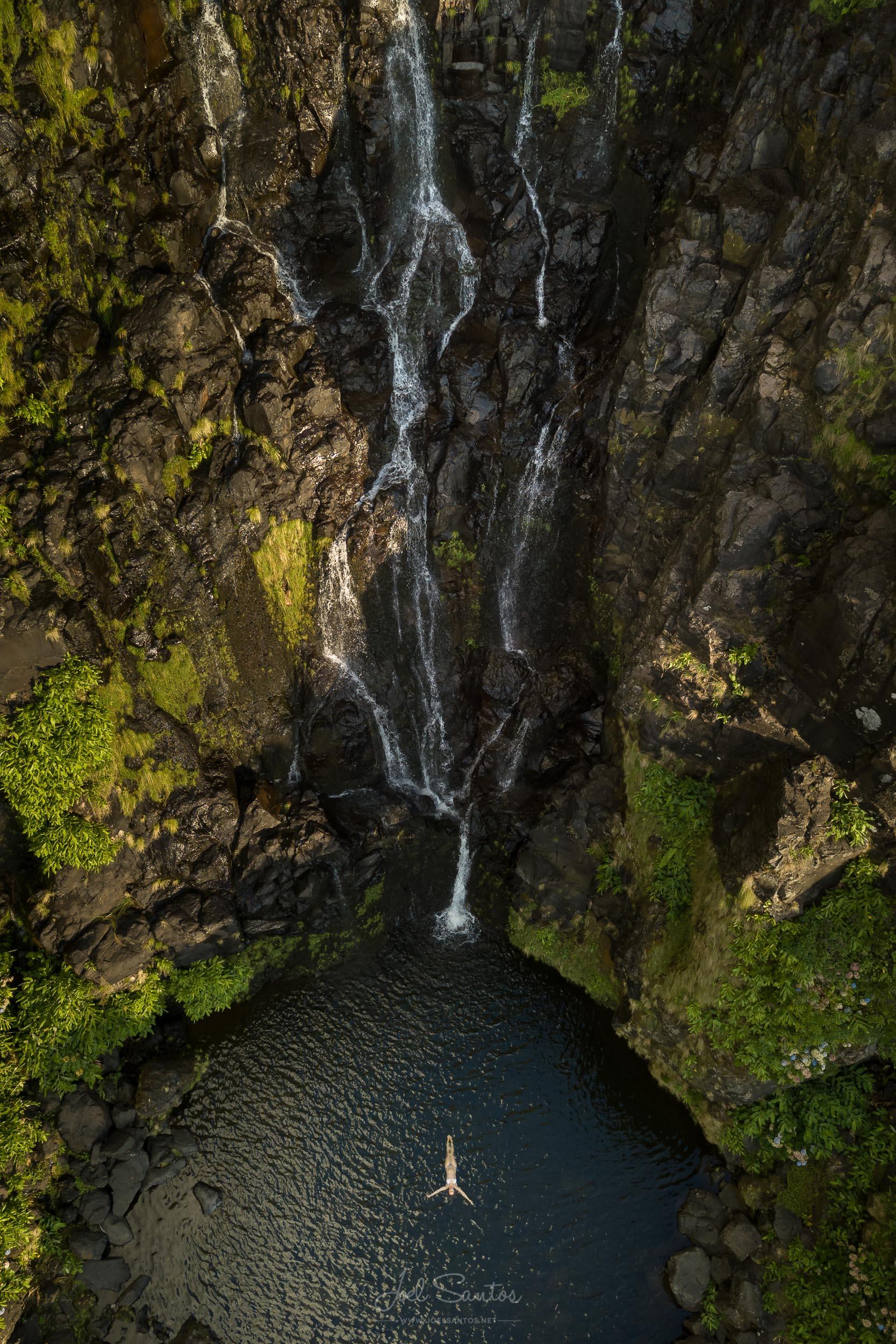 Poço do Bacalhau, Flores Island, Azores, Portugal