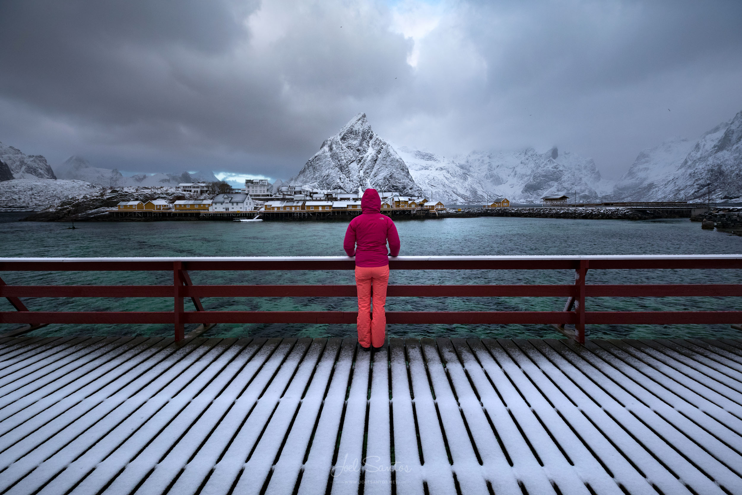 Reine, Sakrisøy, Olenilsøya, Lofoten, Norway