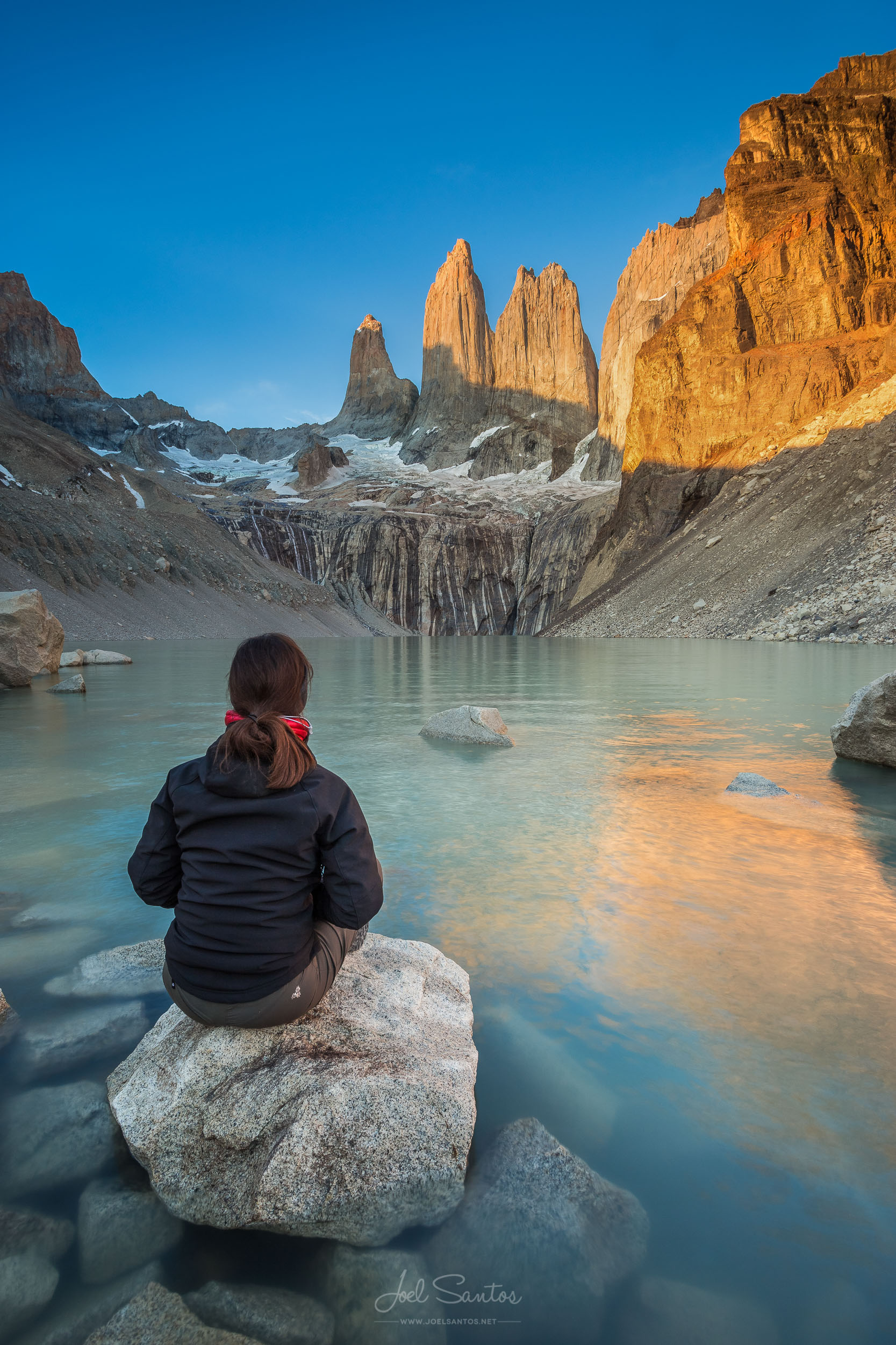 Torres del Paine, Southern Patagonian Ice Field, Patagonia, Chil