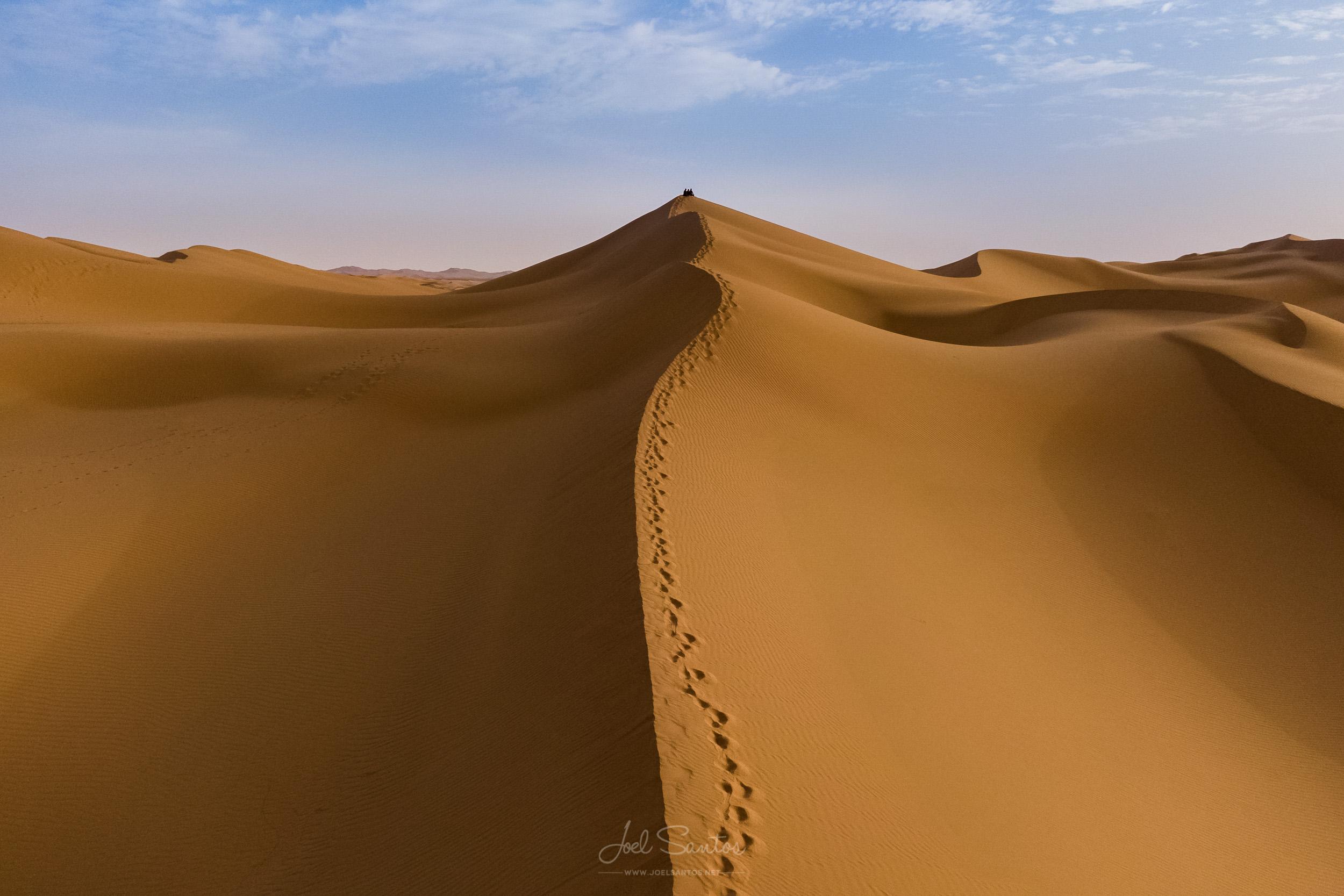 San Dunes, Desert, Argit, Niger
