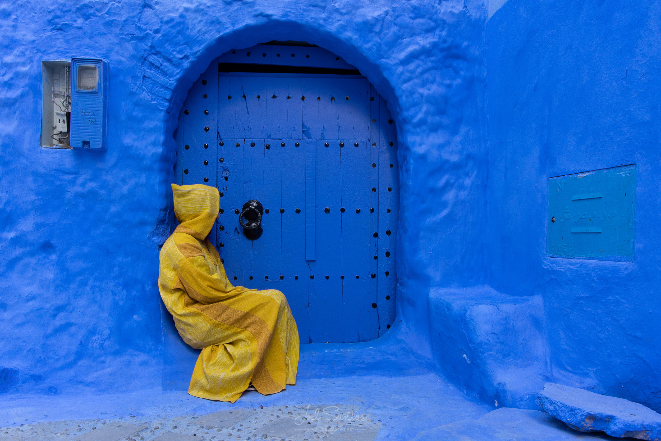 Chefchaouen (Blue City), Morocco