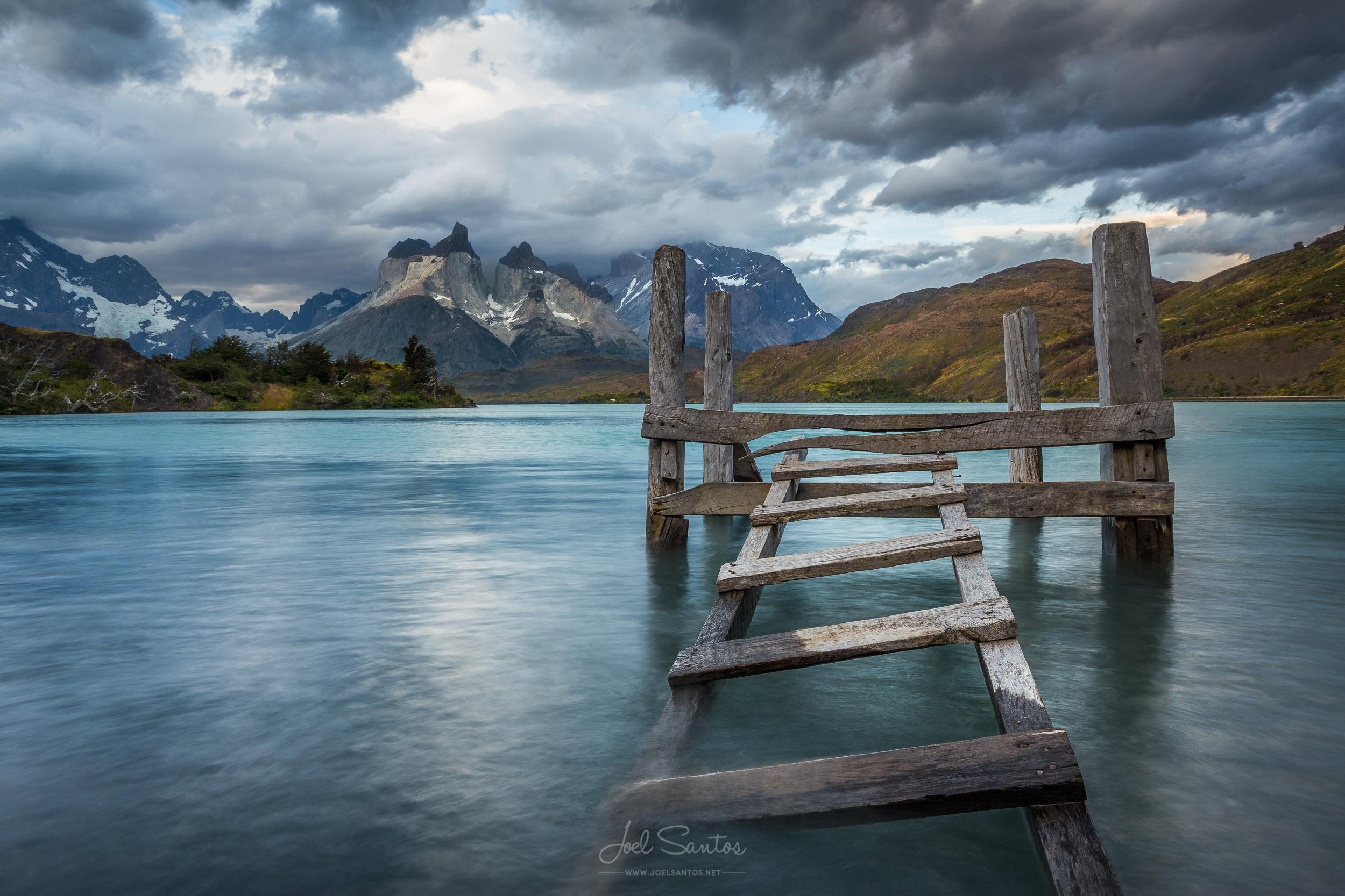 Cuernos del Paine, Torres del Paine Natural Park, Patagonia, Chi