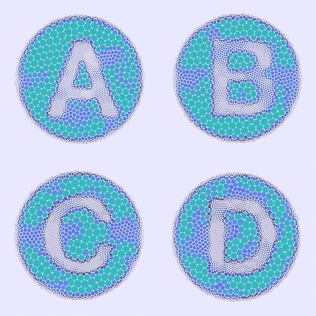 Cellular Alphabet