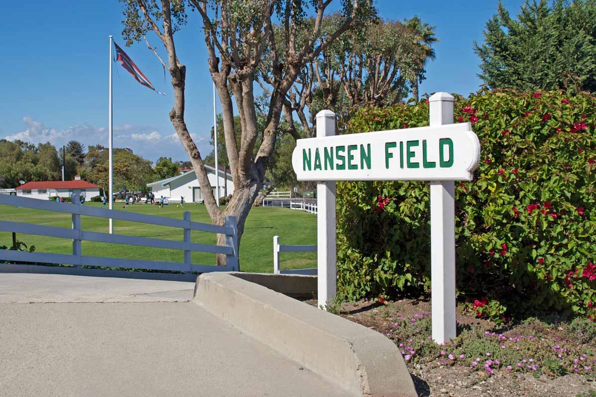 Nansen Field, Rolling Hills Estates / Palos Verdes